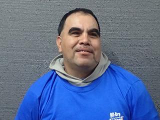 Martin Navarro from All-Dry of the Carolinas