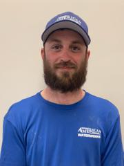 Tyler Brockway from American Waterworks