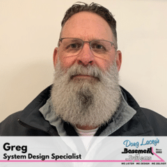 Greg from Doug Lacey's Basement Systems