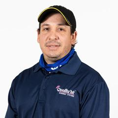 Juan Garcia from Quality 1st Basement Systems