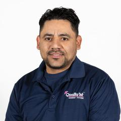 Mario Barron from Quality 1st Basement Systems