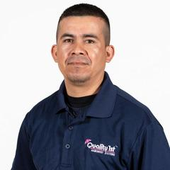 Ramon from Quality 1st Basement Systems