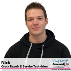 Nick from Doug Lacey's Basement Systems