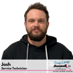 Josh from Doug Lacey's Basement Systems