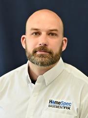 David Covert from HomeSpec BasementFix