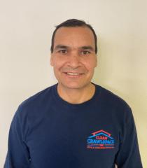 Florencio Chavez from Clean CrawlSpace Inc.