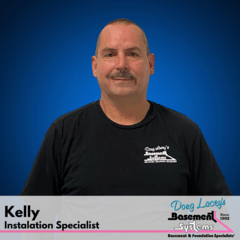 Kelly from Doug Lacey's Basement Systems