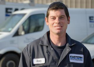 Andy Petitti from Eastern Water Solutions