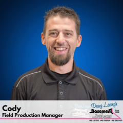 Cody from Doug Lacey's Basement Systems
