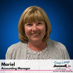 Mariel from Doug Lacey's Basement Systems