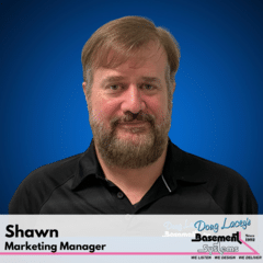 Shawn from Doug Lacey's Basement Systems