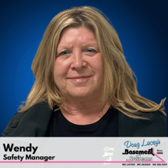 Wendy from Doug Lacey's Basement Systems