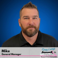 Mike from Doug Lacey's Basement Systems
