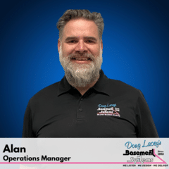 Alan from Doug Lacey's Basement Systems