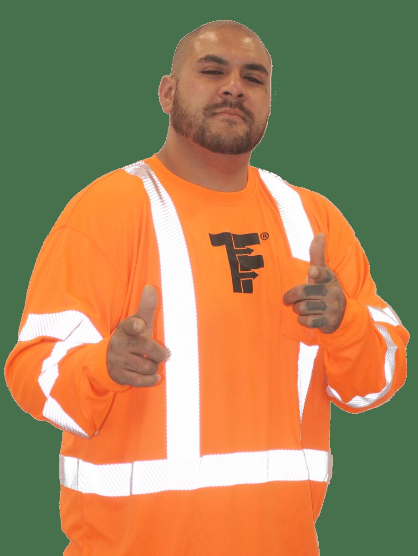 RAYMOND PEREZ from TerraFirma