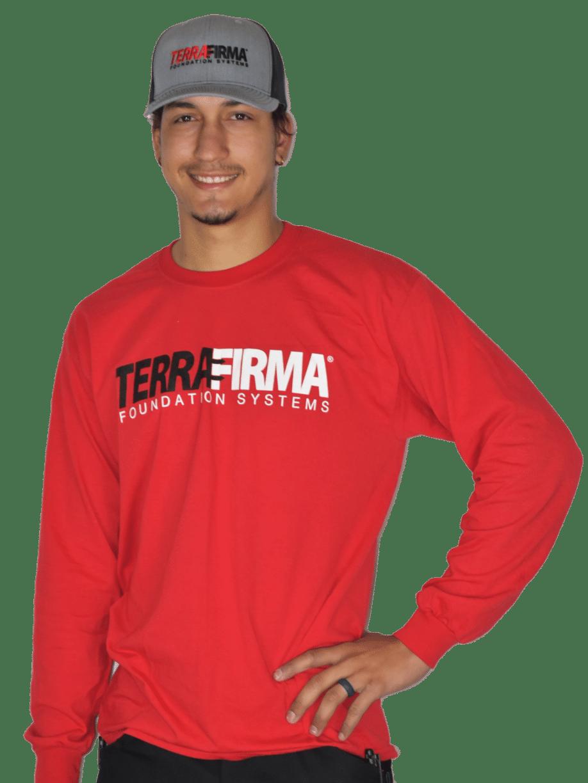 EDWARD REYES GONZALES from TerraFirma