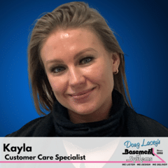 Kayla from Doug Lacey's Basement Systems