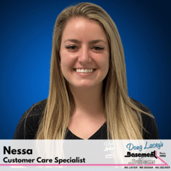 Nessa from Doug Lacey's Basement Systems