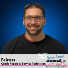 Feiross from Doug Lacey's Basement Systems