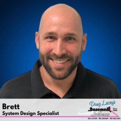 Brett from Doug Lacey's Basement Systems