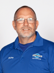Mickey Rochelle from Cowleys Pest Services
