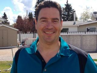 Vincent Augert from PolyLevel Alberta Corp.