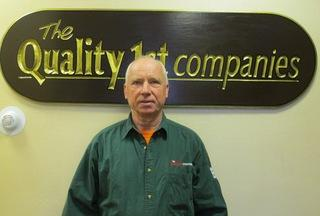 Jozef Grzeszczuk from Quality 1st Contracting