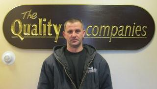 Tommy Ogorkowski from Quality 1st Contracting