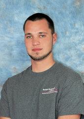 Jordan Overton from Badger Basement Systems