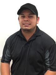 Cruz Aldana-Alba from FOAMCO, Inc