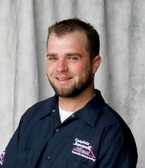 Ryan Brenner from Victor Barke's Complete Basement Systems