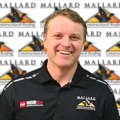 Jay Hackerott from Mallard Construction & Roofing
