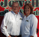 Ben and Lori Jewell from Jewell Roofing & Exteriors