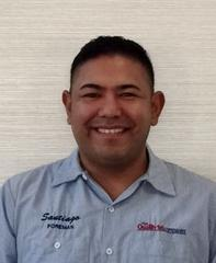 Santiago Torres from Quality 1st Contracting