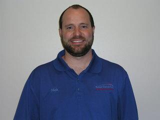 Nick Beatty from Bolster-DeHart, Inc.