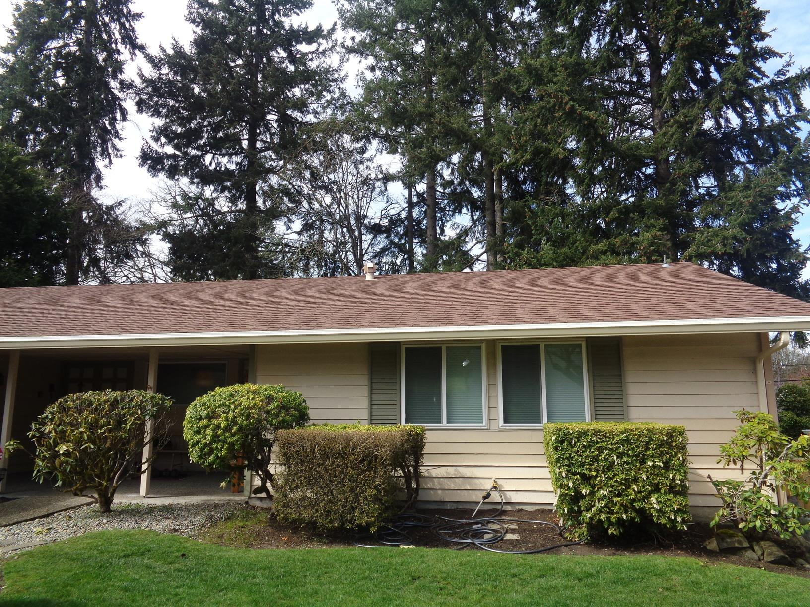 Gutter Guard Contractor In Pierce County County Wa
