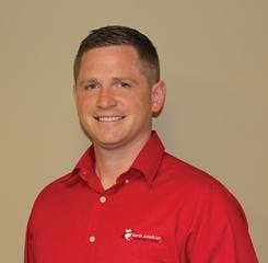 Josh Timm from North American Contractors