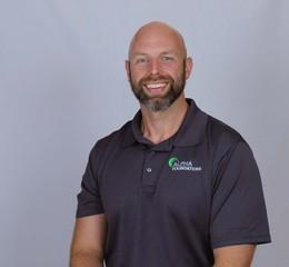 Chris Hornbaker from Alpha Foundations