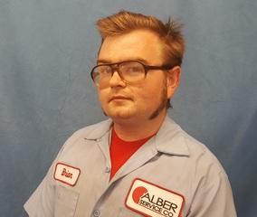 Brian Alber from Alber Service Company