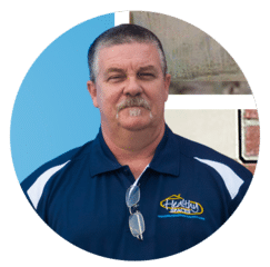 Donnie Stuteville from Healthy Spaces
