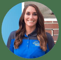 Kelsey Bullerdick from Healthy Spaces