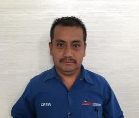Roberto Cruz from Quality 1st Contracting