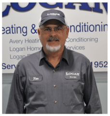 Van Krause from Logan Home Energy Services