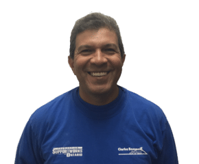 Lucio Flores from Clarke Basement Systems