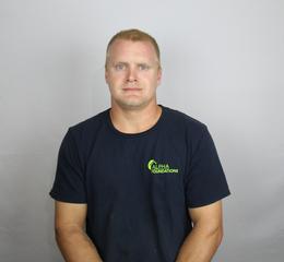 Patrick Dalton from Alpha Foundations