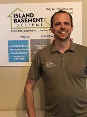 Matt Campbell from Island Basement Systems