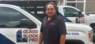 Jeffrey Urben from Glass Block Pro