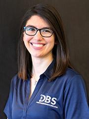 Emily Kincheloe from DBS