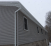 New Roof and Gutters in Newark, NY - Photo 1