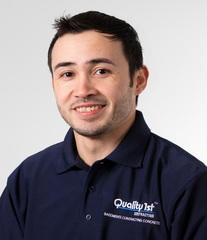 Randy Halal from Quality 1st Basement Systems